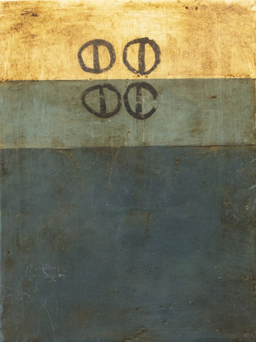 Too Early for Letters - Encaustic Paintings by artist Patricia Baldwin Seggebruch