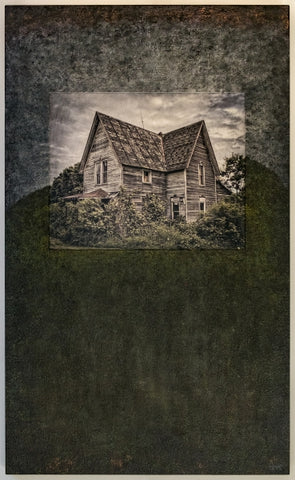 House of the Spirits - Mixed Media Photography by artist Timothy White