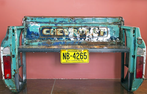 '69 Chevy C-10 - Truck and auto parts Artistic Furniture by artist Anthony Donno