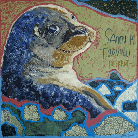Sammi H. Taavetti - Mixed Media on Panel Paintings by artist Yvonne Gaudet