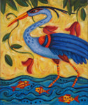 Come to Me - oil on canvas Paintings by artist Cindy Revell