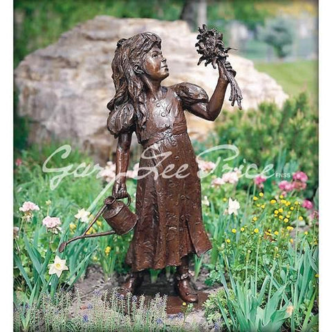 Alina - Bronze Sculpture by artist Gary Lee Price