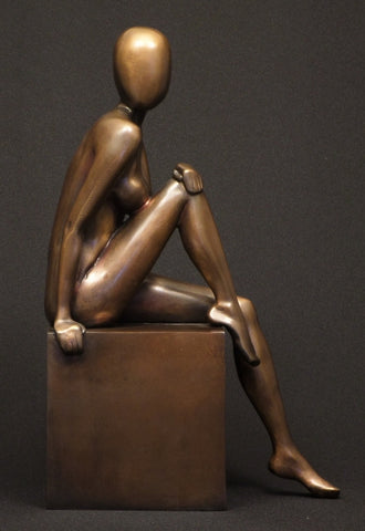 Clarity - Bronze Sculpture by artist EDWARD LaBranch