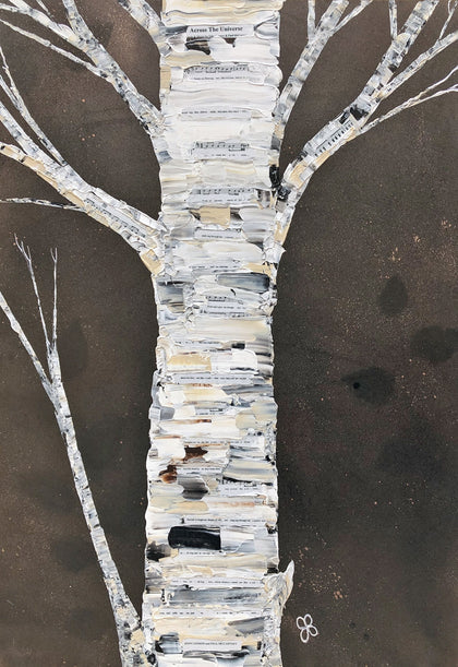 Across the Universe - Acrylic Paintings by artist Janella Fesenmaier