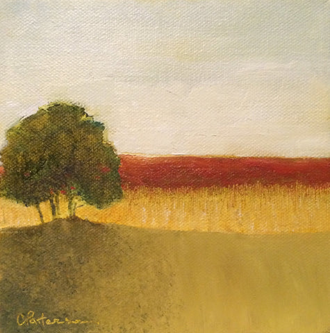 AUTUMN HARVEST - Oil Paintings by artist Constance Patterson