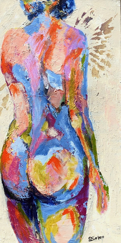 Barely There - Acrylic Paintings by artist Sharon Sieben