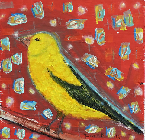 Bird 48 -  Paintings by artist Frank Discussion