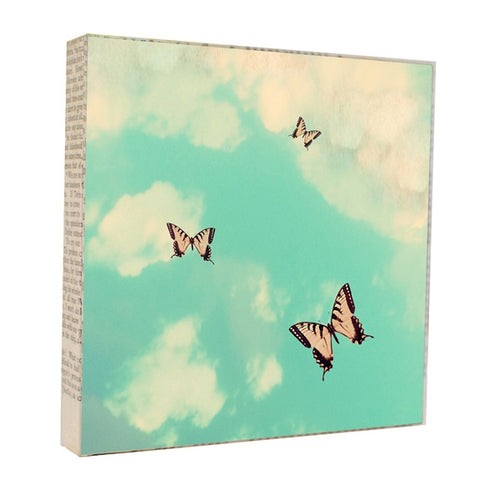 Butterfly Sky - Photograph Photography by artist Michelle Ciarlo-Hayes