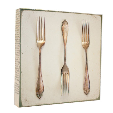 Fork - Photograph Photography by artist Michelle Ciarlo-Hayes