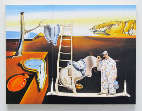 Persistence of Memory (Dali) -  Paintings by artist Stephen Hansen