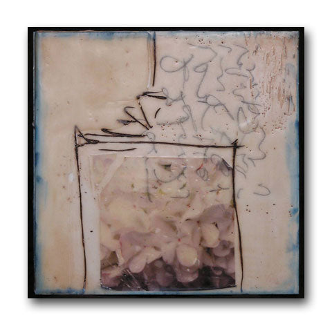 earth will be filled - Encaustic Paintings by artist Patricia Baldwin Seggebruch