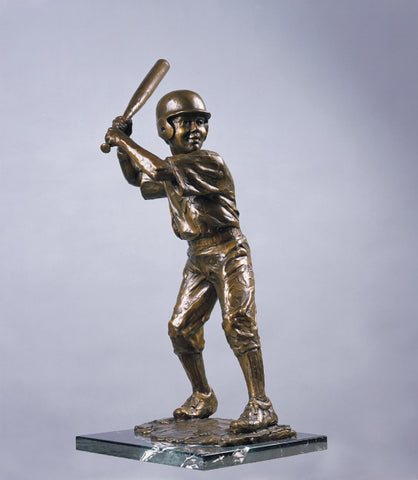 Bases Loaded - Bronze Sculpture by artist Gary Lee Price