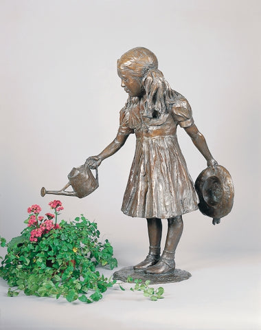 Candice - Bronze Sculpture by artist Gary Lee Price
