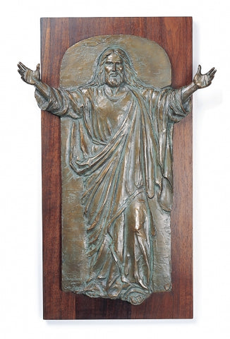 Come Unto Me - Bronze Sculpture by artist Gary Lee Price