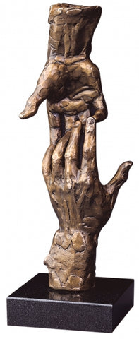 Communion - Bronze Sculpture by artist Gary Lee Price