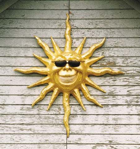 Cool Sun - Bronze Sculpture by artist Gary Lee Price