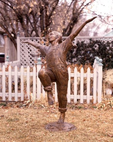 Celebration of Life - Bronze Sculpture by artist Gary Lee Price