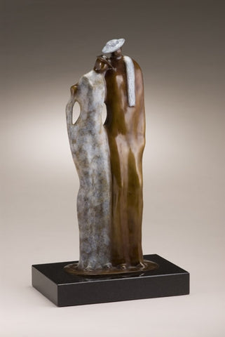Love and Tenderness - Bronze Sculpture by artist Guilloume