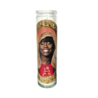 Big T Prayer Candle // Saint Big T Prayer Candle// MTV's the Challenge Gift - Shop Celebrity novelty prayer candles online - Shrine On