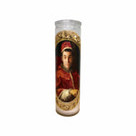 Saint Kramer Prayer Candle // Cosmo Kramer Gift // Seinfeld Candle - Shop Celebrity novelty prayer candles online - Shrine On
