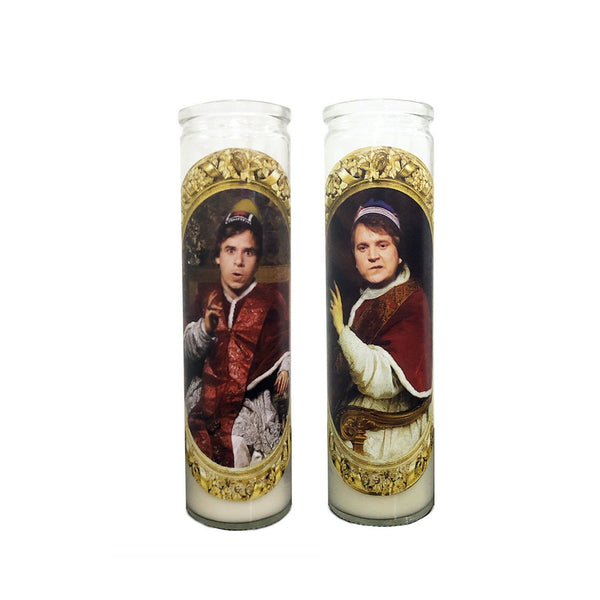 Bob & Doug McKenzie Prayer Candles - Shop Celebrity novelty prayer candles online - Shrine On