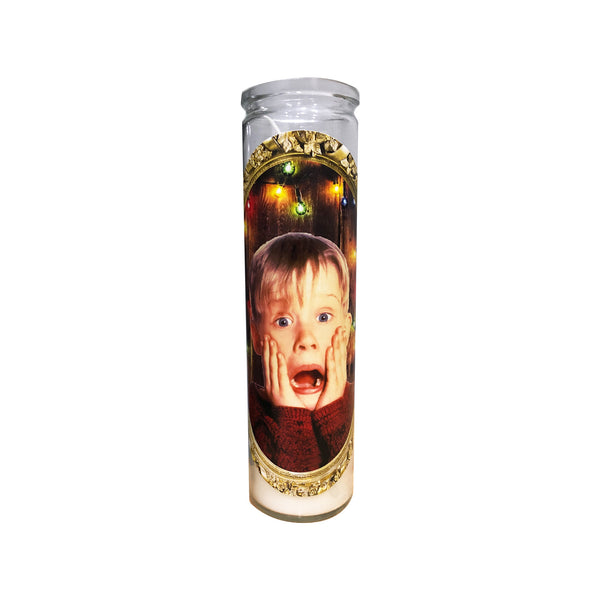 Kevin McAllister Prayer Candle // Home Alone Gift - Shop Celebrity novelty prayer candles online - Shrine On