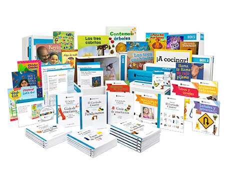 The Creative Curriculum® for Preschool, Sixth Edition, Deluxe Edition (Spanish)