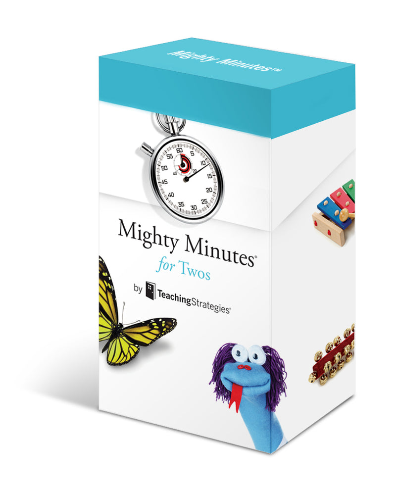 Mighty Minutes® for Twos (Cards 101-200)