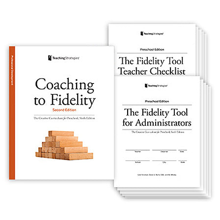 Coaching to Fidelity, Second Edition: The Creative Curriculum® for Preschool, Sixth Edition