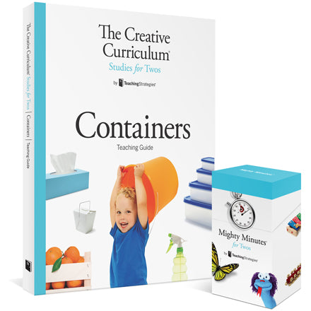 The Creative Curriculum®, Expanded Daily Resources for Twos