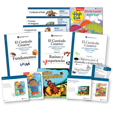 The Creative Curriculum® for Family Child Care, Third Edition, With Daily Resources (Spanish)