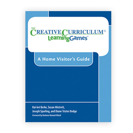 Creative Curriculum Learning Games home visitor guide