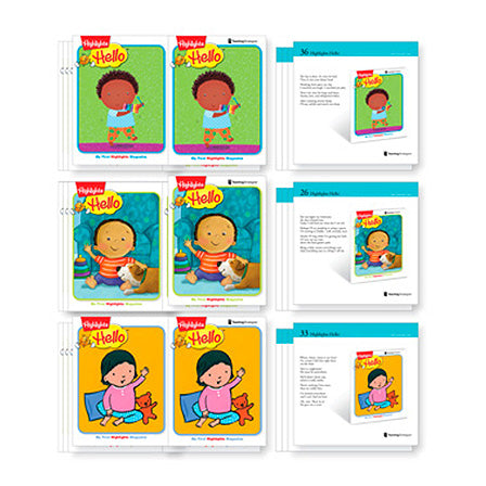 The Creative Curriculum® for Infants, Toddlers & Twos—Highlights Hello™ Expansion Pack