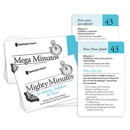 Mighty Minutes® for Infants, Toddlers & Twos (bilingual)
