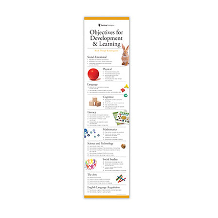 GOLD® Birth Through Third Grade Classroom Poster