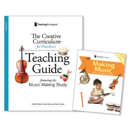 teaching music to preschoolers