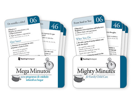 Mighty Minutes® for Family Child Care (bilingual)