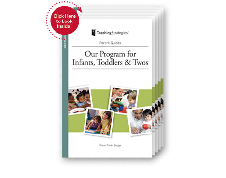 explaining your infant and toddler program