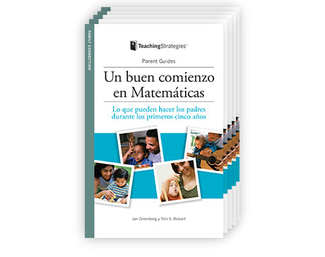 Math Right From the Start (Spanish)