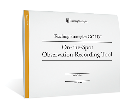 On-the-Spot Observation Recording Tool