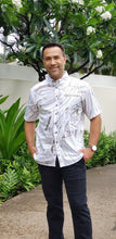 Load image into Gallery viewer, MALIE COTTON SATEEN TANOA SHIRT TSCS02