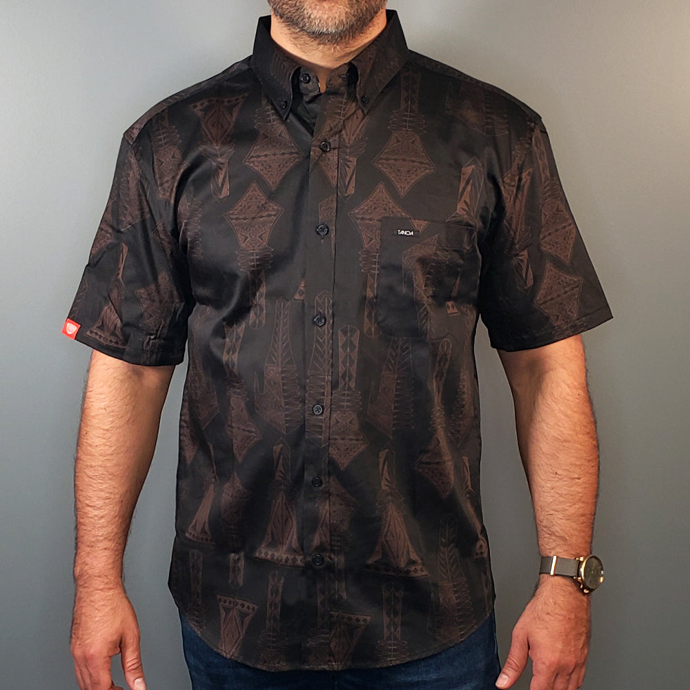 WEAPON LUA COTTON STRETCH TANOA SHIRT TSCSS01