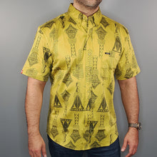 Load image into Gallery viewer, WEAPON LUA COTTON STRETCH TANOA SHIRT TSCSS01