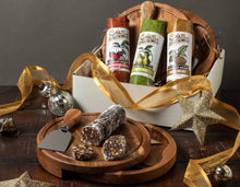 Load image into Gallery viewer, 3-Flavor + Cheese Board Gift Set