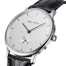 Load image into Gallery viewer, Seagull Ultra Thin 9mm Mechanical Dress Watch D819.463