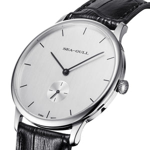 Seagull Ultra Thin 9mm Mechanical Dress Watch D819.463