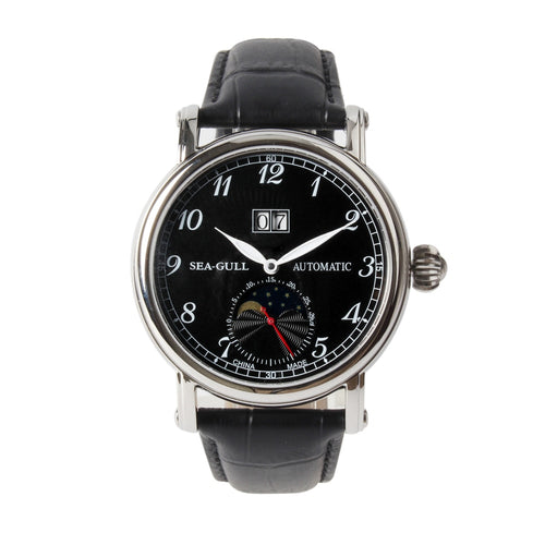 Seagull Grande Moon Phase Automatic Watch M308S - seagull-watches