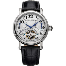 Load image into Gallery viewer, Seagull Flywheel Double Retrograde Automatic Watch M172S