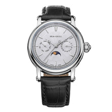 Load image into Gallery viewer, Seagull Day Night Indicator Automatic Watch D0721S - seagull-watches