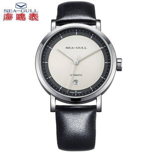 Seagull Thin 10mm Minimalist  Mechanical Watch 819.92.5041